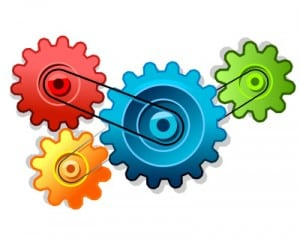 Integrating different apps with a project management tool